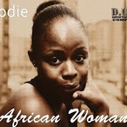 African Woman by Jodie