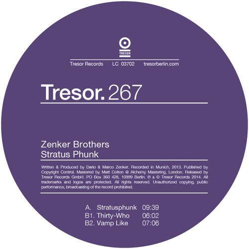A. Zenker Brothers - Stratusphunk