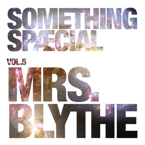SOMETHING SPÆCIAL Vol.5 by Mrs. Blythe