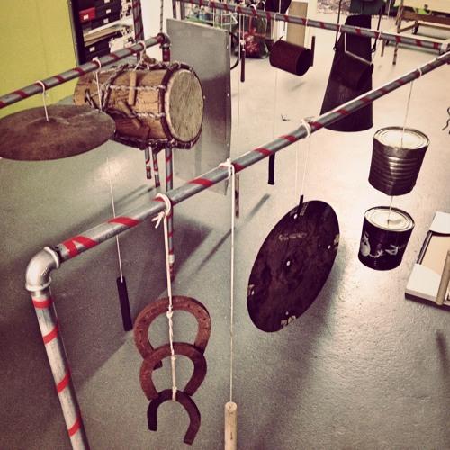 Zeller's Trash Percussion Kit - Demo