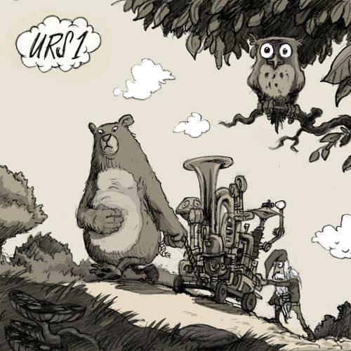 URS001 I Erasmus & Krieger - Monday Mood (Soukie & Windish Remix - 128kbit)