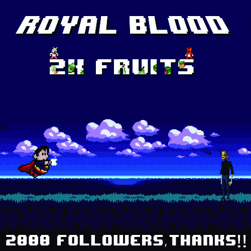 "Royal Blood - 2K Fruits (Original Mix) [FREE DOWNLOAD ""CLICK ON BUY""]"