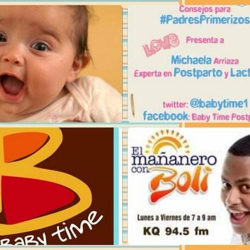 Michaela Arriaza ( @babytime1 ) - Habilidades de tu bebé #PadrePrimerizo