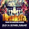 Vendetta 2014 - Live DR. Rude - Darkraver - Bass D