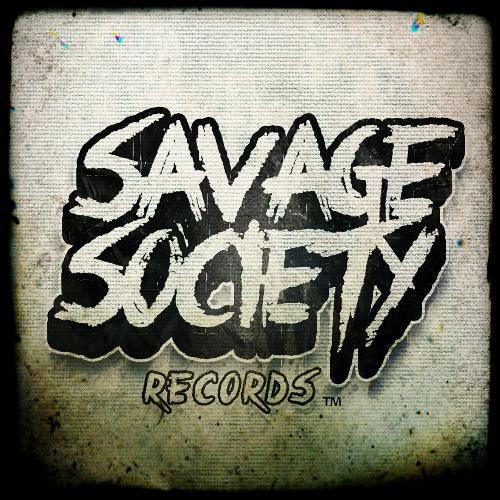 BLANKFACE & BLOODTHINNERZ - FUTURE FUSION (SAVAGE SOCIETY RECORDS)