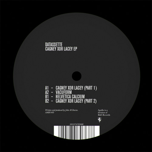 Cagney XOR Lacey EP Preview