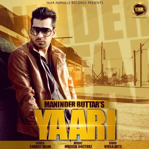 Sakhiyan Mp3 Song Download Maninder Batth: Maninder Buttar Chords