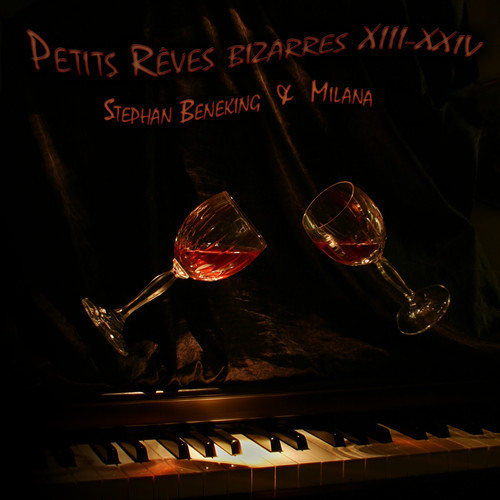 Petit rêve bizarre XXII - Stephan Beneking and Milana - on iTUNES!