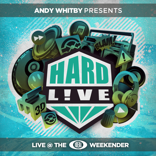 HARDKAST 030 - HARDL!VE @ Ideal Weekender - WELOVEITHARD.COM