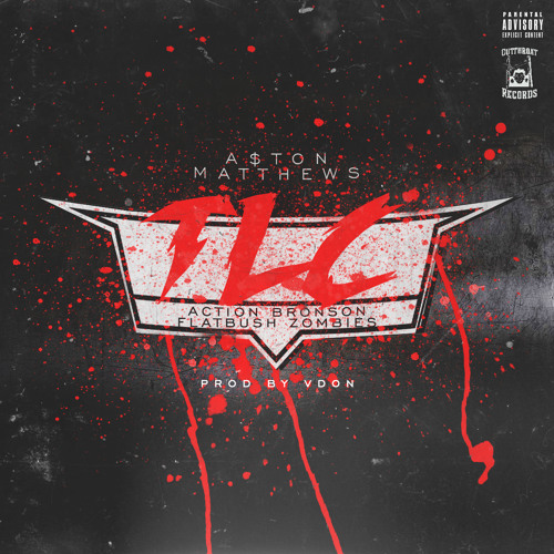 TLC (Feat. Action Bronson, Flatbush Zombies, Yams & Bari)(Produced by. V.Don)