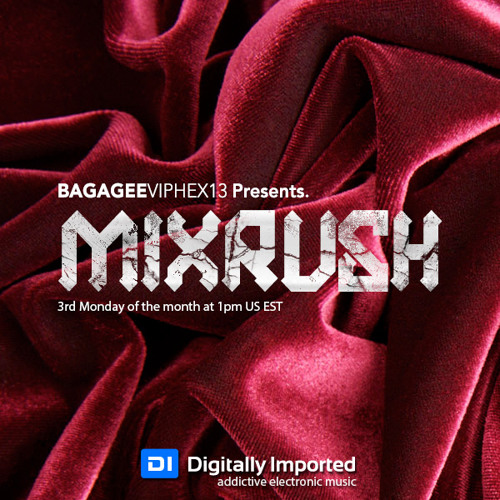 Mixrush 021 (Jan 2014)