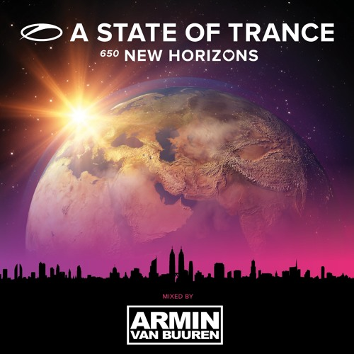 A State Of Trance 650 - New Horizons (mixed by Armin van Buuren) [Mini Mix] [OUT NOW!]