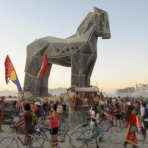 530 - Trojan Horse: Presented by RaverSwag.com