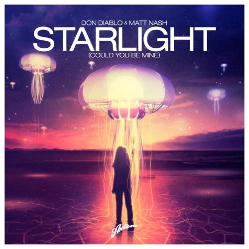Don Diablo & Matt Nash - Starlight (Could You Be Mine) (Radio Edit)