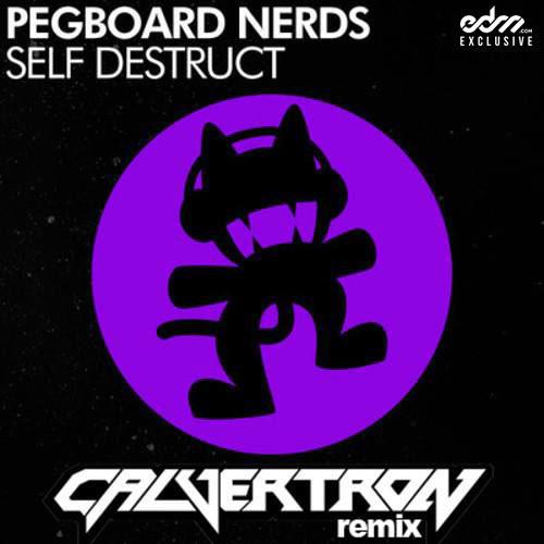 Self Destruct by Pegboard Nerd (Calvertron Remix) - EDM.com Exclusive