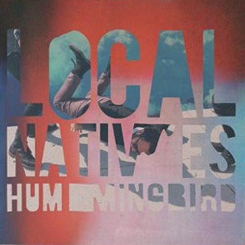 Local Natives - Hummingbird Instrumental album