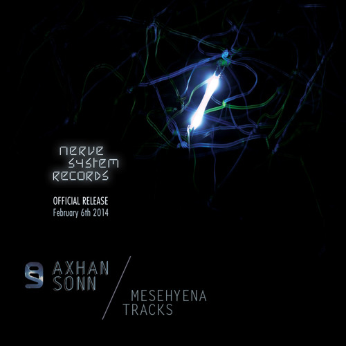 "Teaser album Axhan Sonn / Mesehyena Tracks 2x12""vinyl out now!"