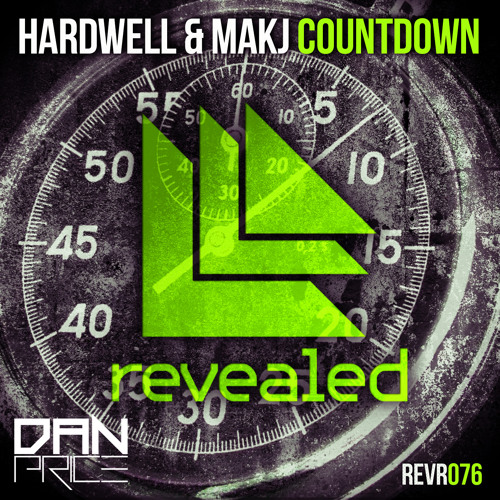 Hardwell & MAKJ - Countdown (Dan Price Side Bootleg) Global Control RIP