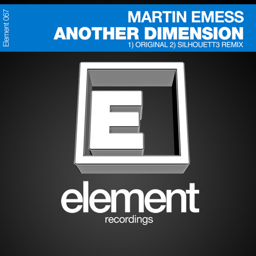 Martin Emess - Another Dimension (sc Demo)