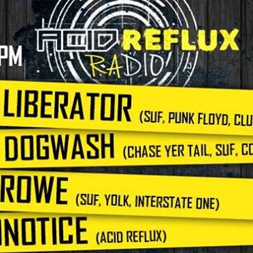John Rowe - Liveset For Acid Reflex Radio (Jan 2014) FREE DOWNLOAD!