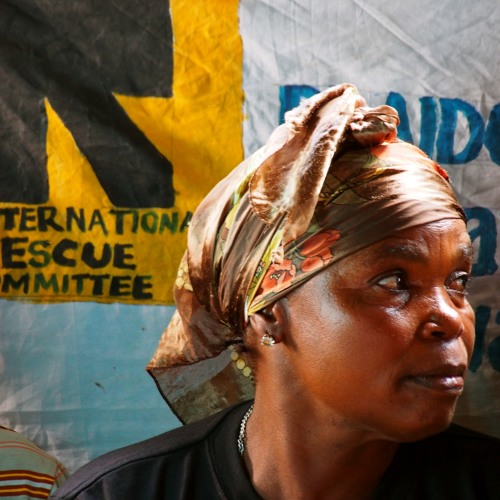 DRC: David Miliband visits Kivu