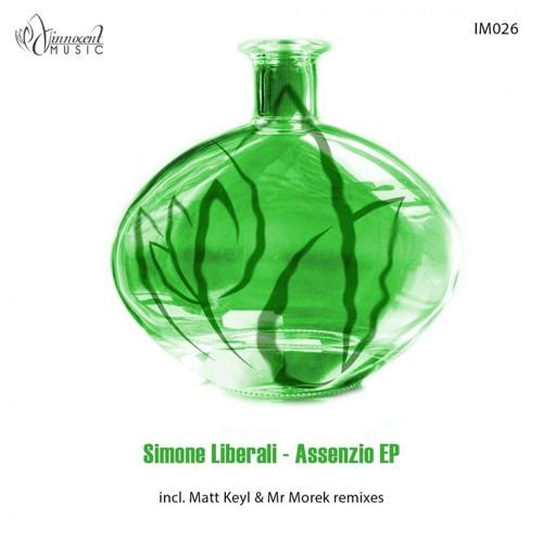 IM026 - Simone Liberali - ASSENZIO EP Incl. Matt Keyl & Mr Morek Remixes