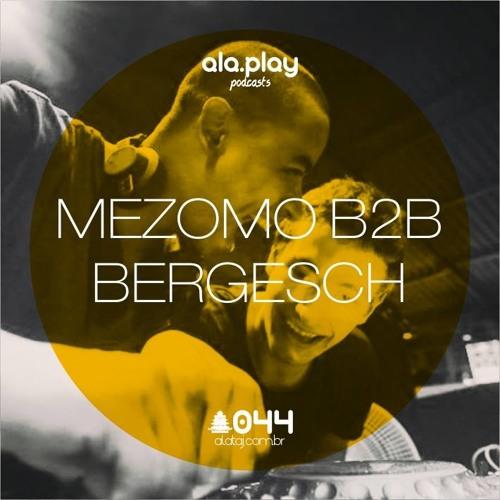#044 @ Mezomo b2b Bergesch (BRA) - Sunset Sessions -