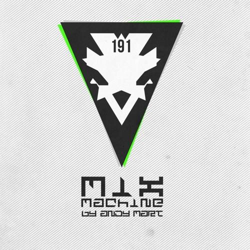 Mix Machine@DI.FM 191