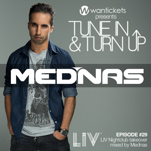 Wantpicks Episode 29 - LIV Takeover mixed by Mednas