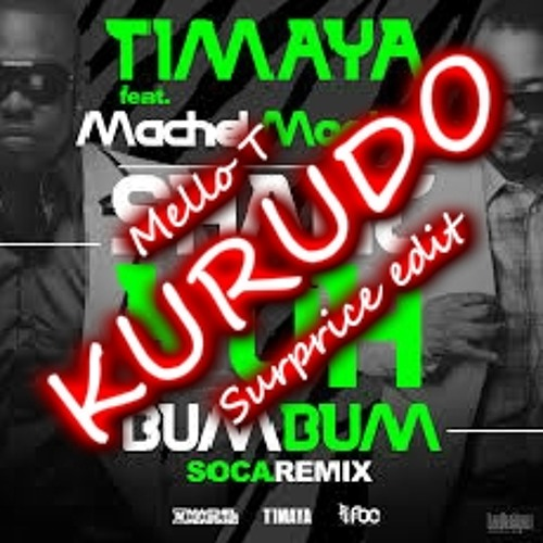 SHAKE YUH BUM BUM (KUDURO SURPRISE Mello T Edit )  FREE DOWNLOAD