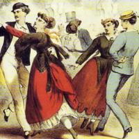 العازفات- Vous Dansez Madame Artwork