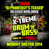 X-Treme Drum N Bass DJ Phantasy Mix (Preview) Out Now