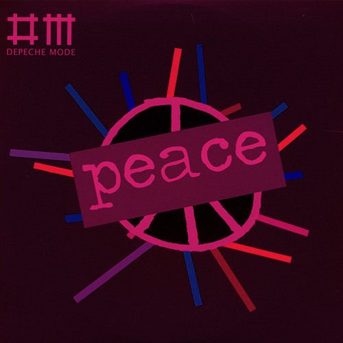 Depeche Mode - Peace  (Cecil Grey's Babylonian Mix)