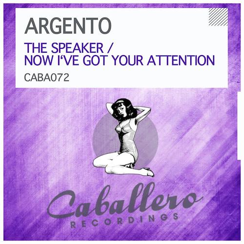 Argento - Now I've Got Your Attention (Sebastian Gnewkow Remix) PREVIEW