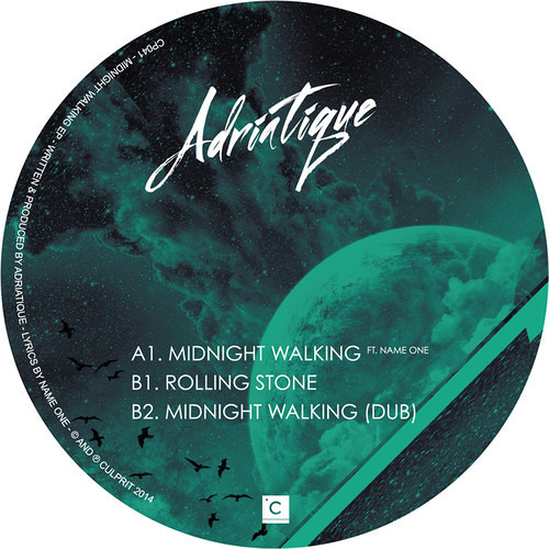 Adriatique - Rolling Stone (Original Mix)