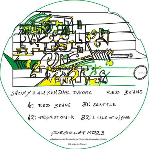 Shoxy & Alexandar Ivkovic - Seattle - DESOLAT X023