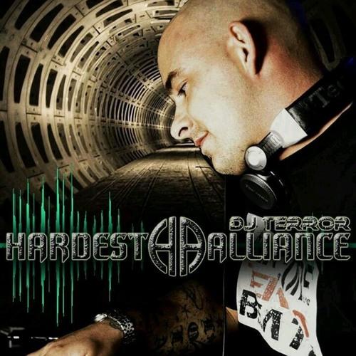 DJ TERROR (TOXIC SICKNESS/HARDEST ALLIANCE) JANUARY 2014 STUDIO MIX