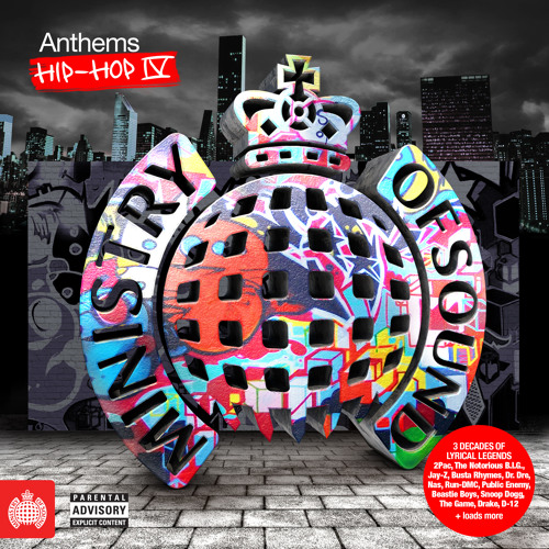 Anthems Hip Hop IV Mixtape (Out Now)