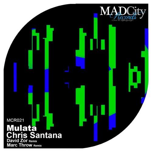 Chris Santana - Mulata (David Zor Remix)