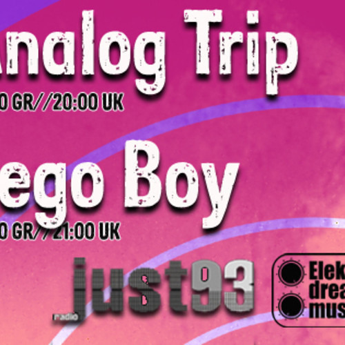 Analog Trip  @ Justradio 18-1-2014 Free Download!!!!