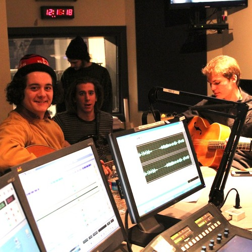 The Districts on WXPN's Leicht Lunch