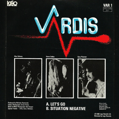 "Vardis Live YTV Session 1981 ""Lets Go"" Guaranteed no overdubs!"