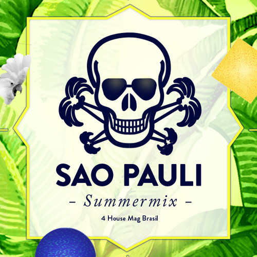 Adana Twins - Sao Pauli Summer Mix - www.adanatwins.com