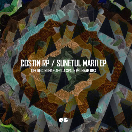 [RSD001] Costin Rp - Sunetul Marii EP incl. (Life Recorder & Africa Space Program Remix)