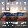 Ellie Goulding vs Jason Risk & Chris Bullen - I Need Your Love in 1, 2, 3 (Ticto's Bouncy Mash)