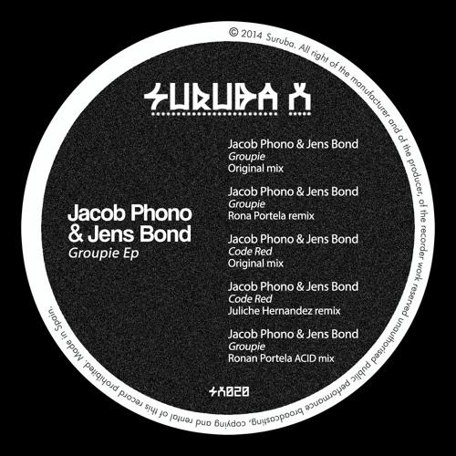 3. Jacob Phono & Jens Bond - Code Red (Original mix). SURUBAX020