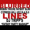 Robin Thicke - Blurred Lines (DJ Tripps Fatboy Party Mash)