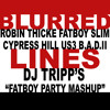 Robin Thicke - Blurred Lines (DJ Tripps Fatboy Party Mash)