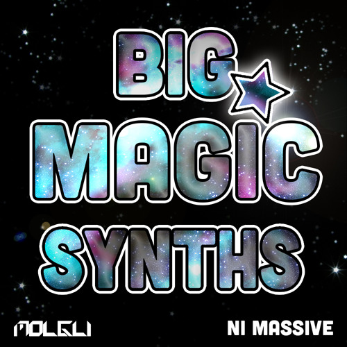 BIG MAGIC SYNTHS - MP3 Demo - NI MASSIVE Soundset - £14.99 OUT NOW