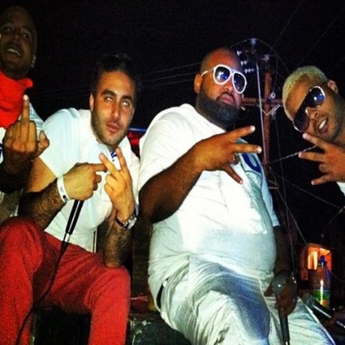 TEAM LOBEY kanaval 2014 - Lobey Pired with Black Alex!